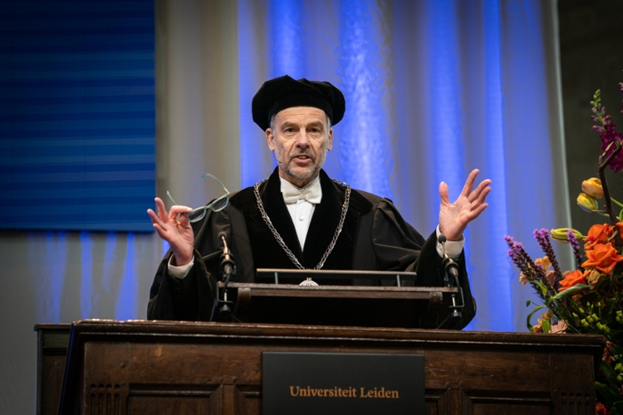 Rector Magnificus Carel Stolker:  'How do we want to relate to the world around us, both locally and globally?'