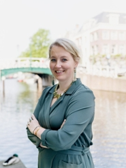 Professor of Law and Society Maartje van der Woude received the KNAW Heineken Young Scientist Award.
